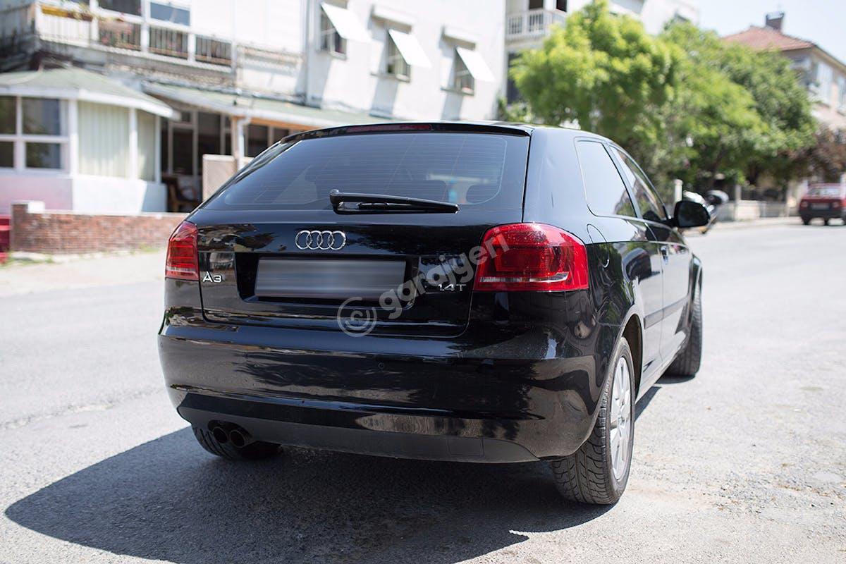 Audi A3 Büyükçekmece Kiralık Araç 6. Fotoğraf