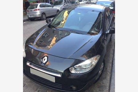 Kiralık Renault Fluence , İstanbul Güngören