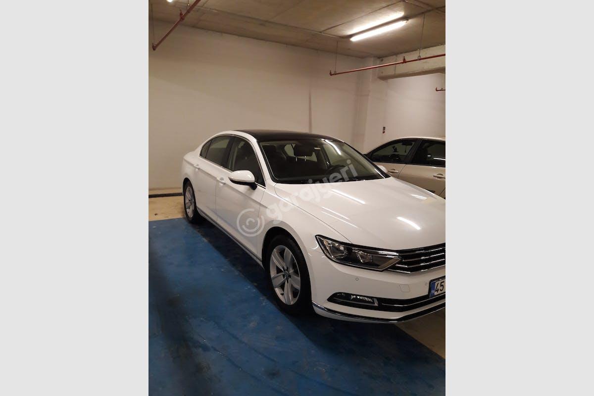 Volkswagen Passat Şehzadeler Kiralık Araç 2. Fotoğraf