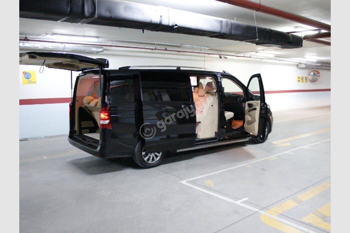 Mercedes - Benz Vito Şişli Kiralık Araç 2. Fotoğraf