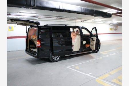 Kiralık Mercedes - Benz Vito 2017 , İstanbul Şişli