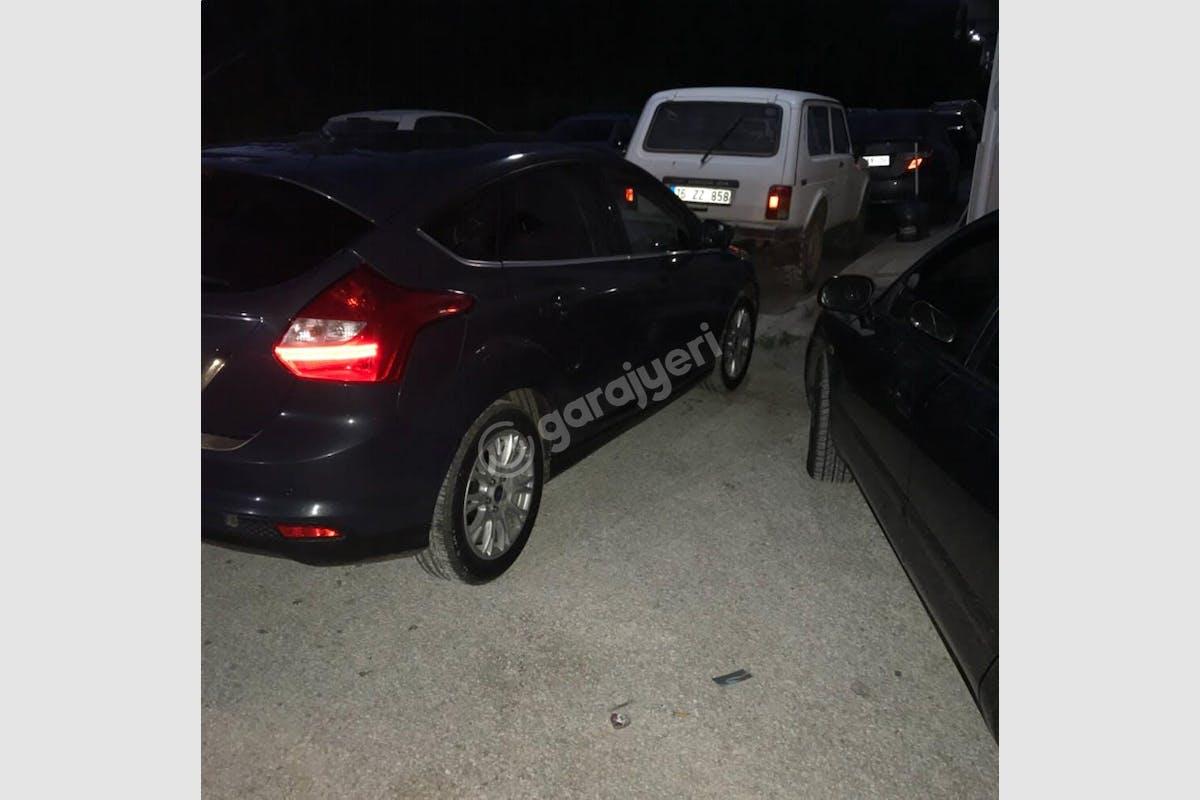 Ford Focus Osmangazi Kiralık Araç 1. Fotoğraf