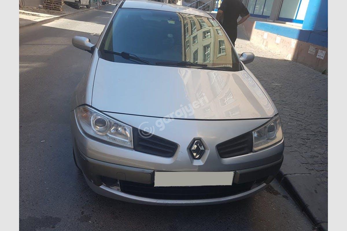 Renault Megane Küçükçekmece Kiralık Araç 8. Fotoğraf