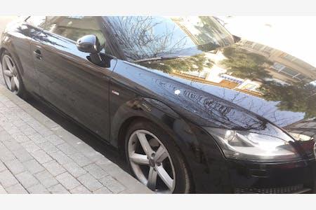 Audi TT İstanbul Üsküdar Kiralık Araç