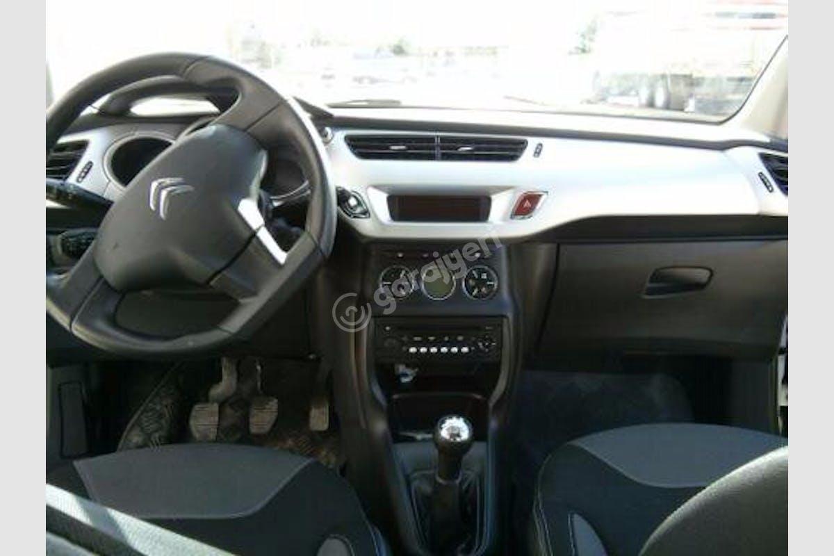 Citroën C3 Yenişehir Kiralık Araç 2. Fotoğraf