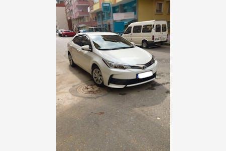 Kiralık Toyota Corolla 2017 , Trabzon Ortahisar