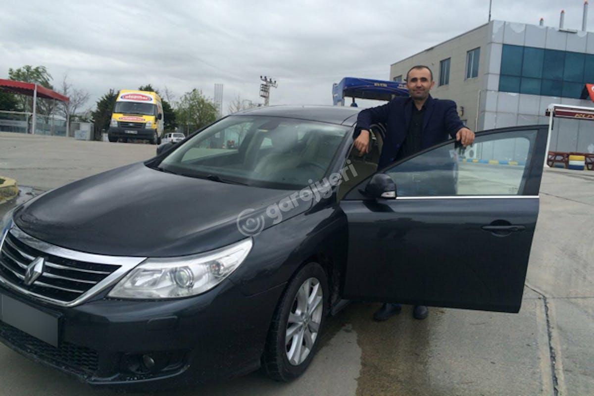 Renault Latitude Ataşehir Kiralık Araç 1. Fotoğraf