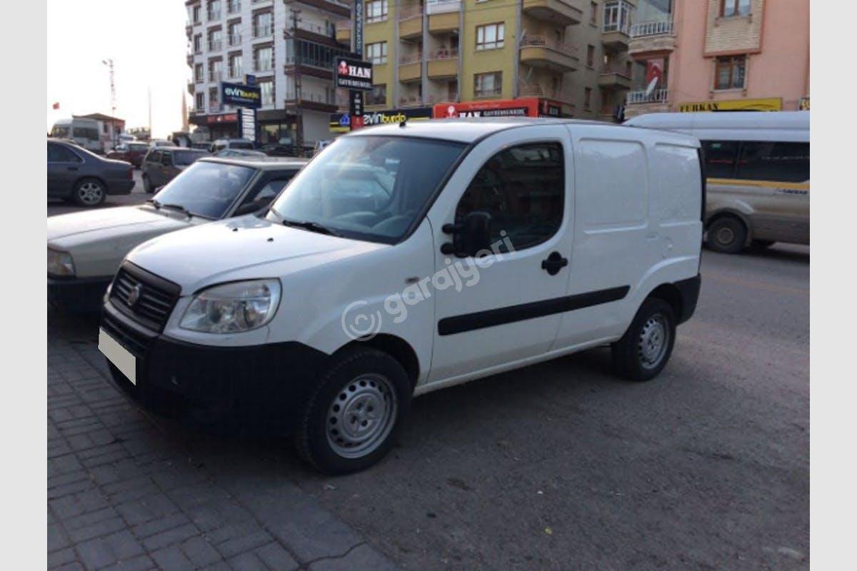Fiat Doblo Keçiören Kiralık Araç 1. Fotoğraf