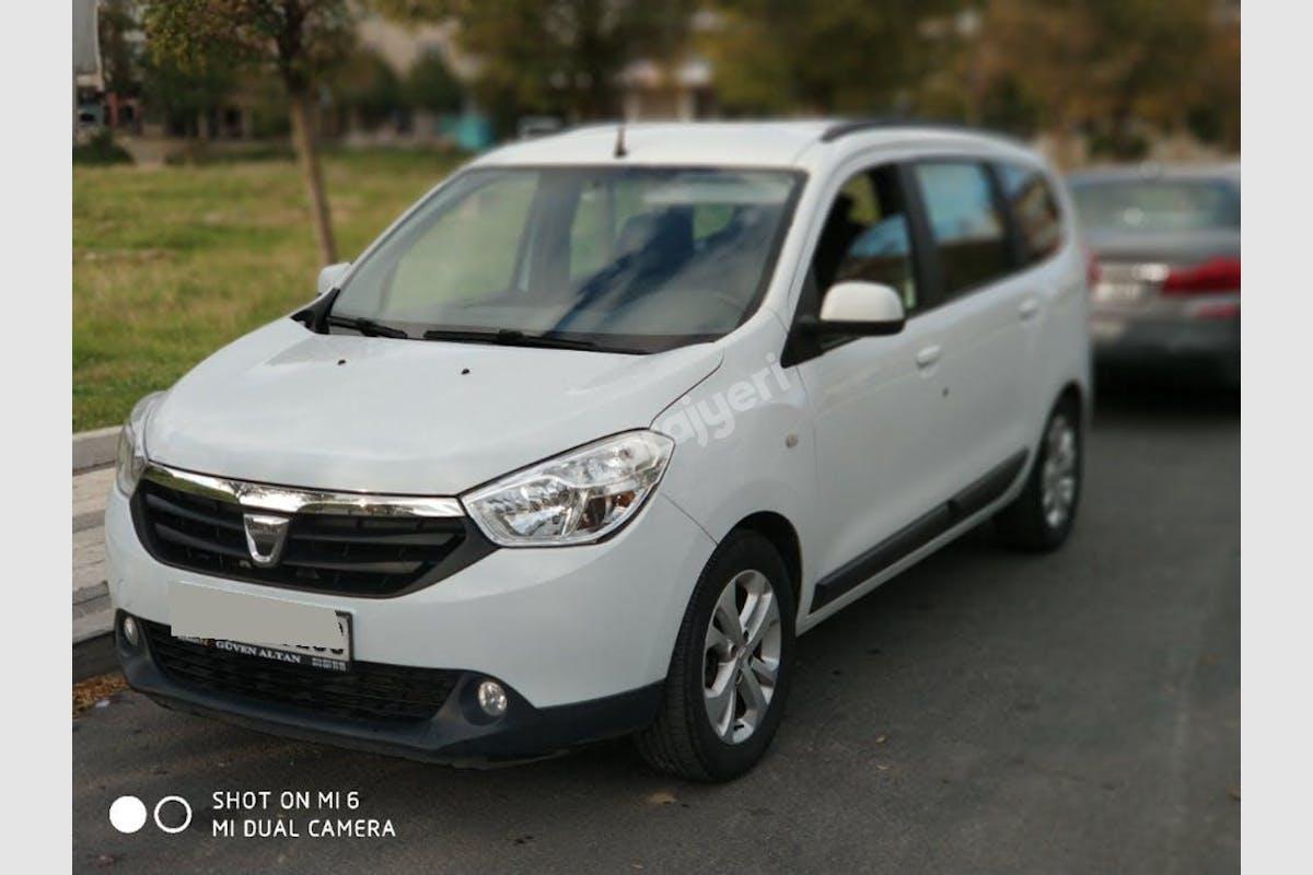 Dacia Lodgy Pendik Kiralık Araç 1. Fotoğraf