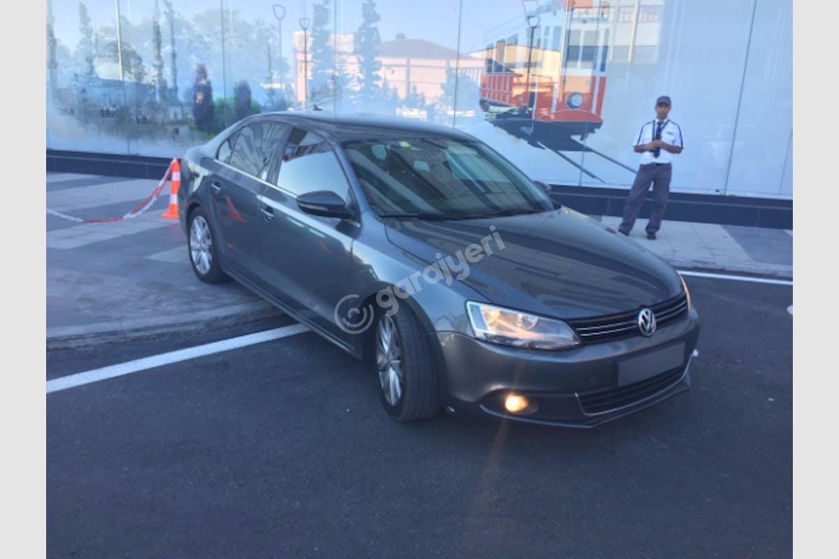 Volkswagen Jetta Bayrampaşa Kiralık Araç 2. Fotoğraf