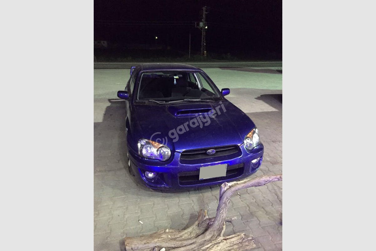 Subaru Impreza WRX Silivri Kiralık Araç 3. Fotoğraf