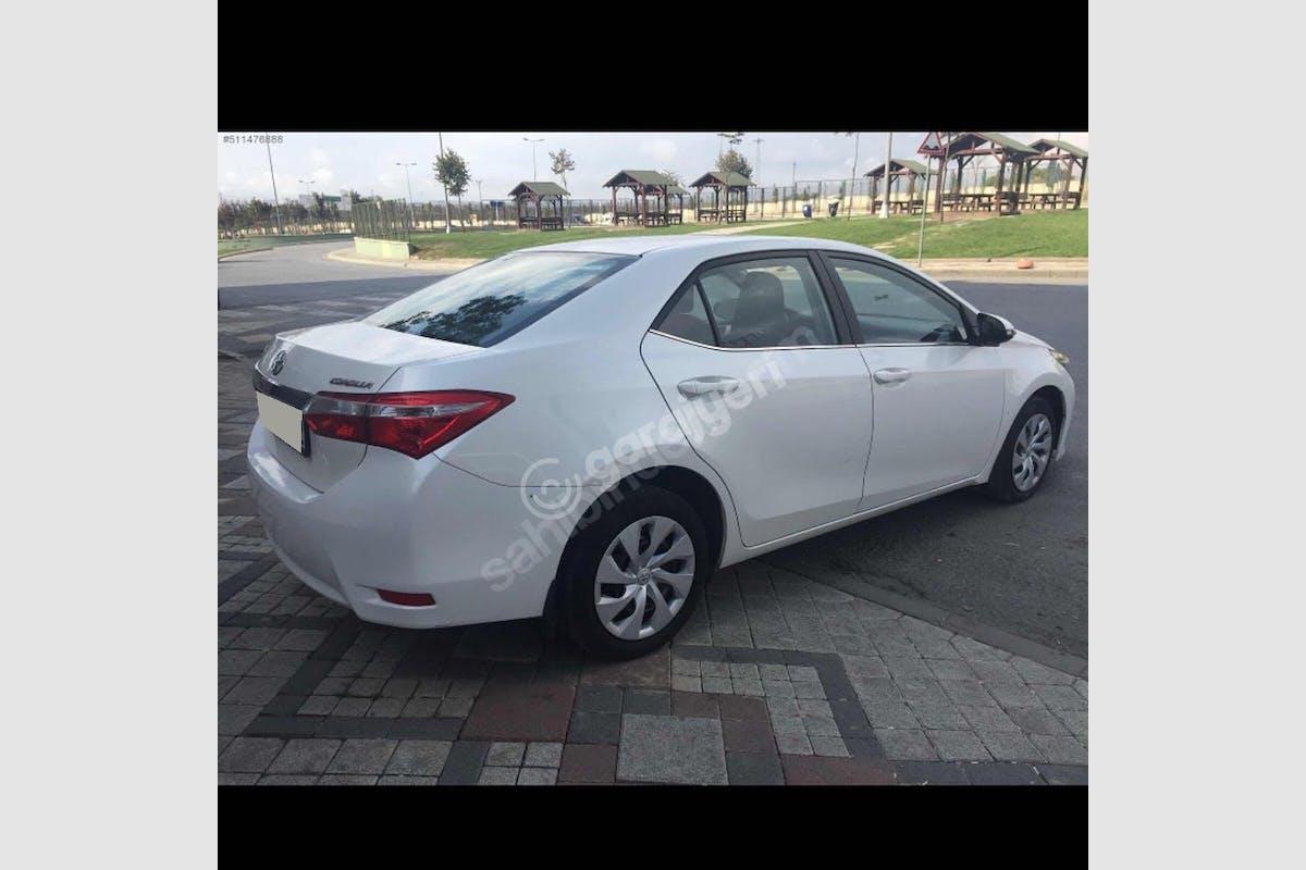 Toyota Corolla Maltepe Kiralık Araç 1. Fotoğraf