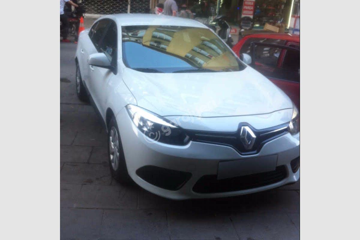 Renault Fluence Bahçelievler Kiralık Araç 1. Fotoğraf