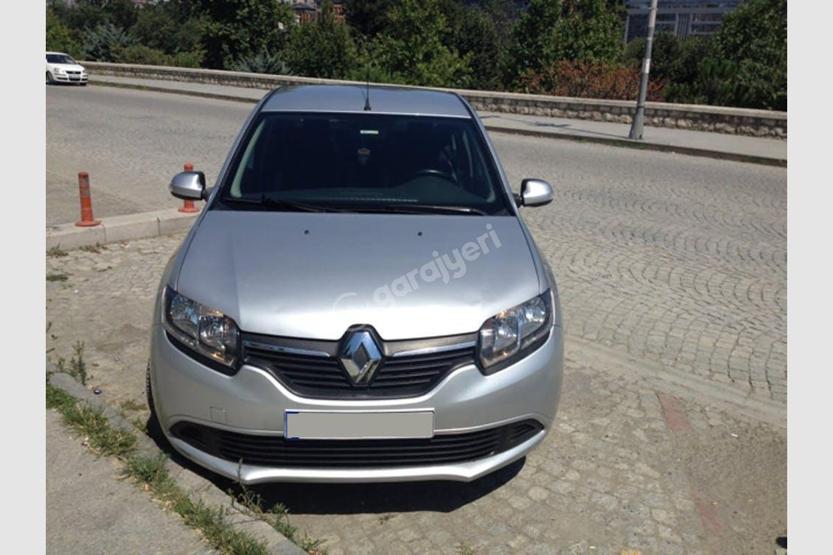 Renault Symbol Kağıthane Kiralık Araç 2. Fotoğraf