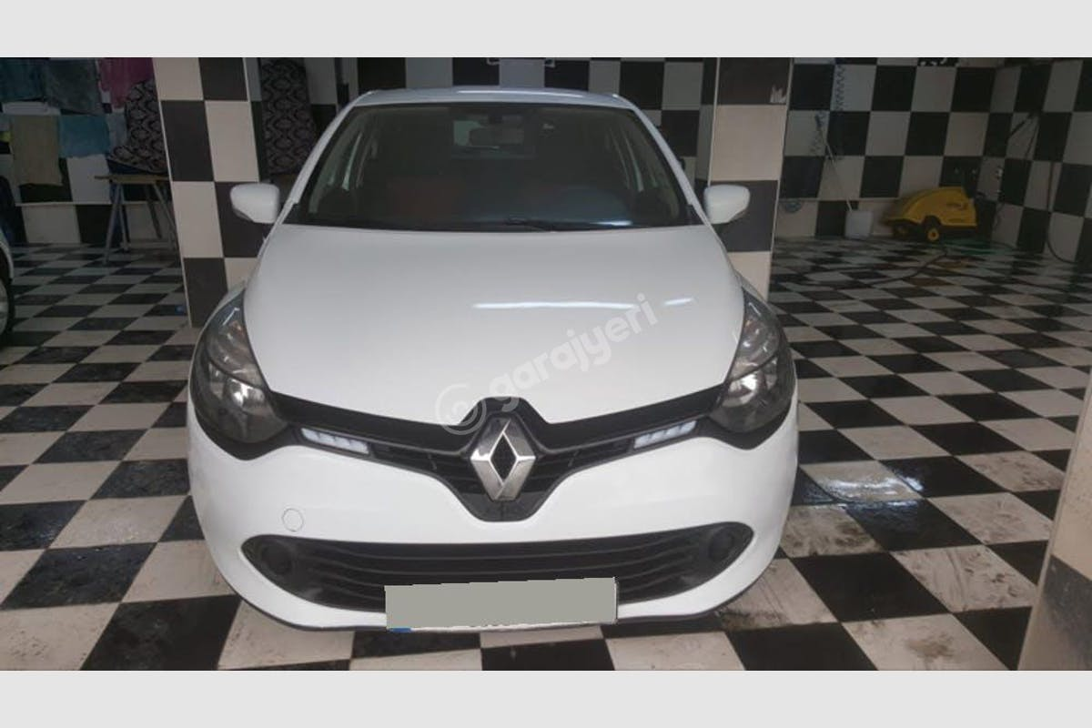 Renault Clio Gaziosmanpaşa Kiralık Araç 3. Fotoğraf