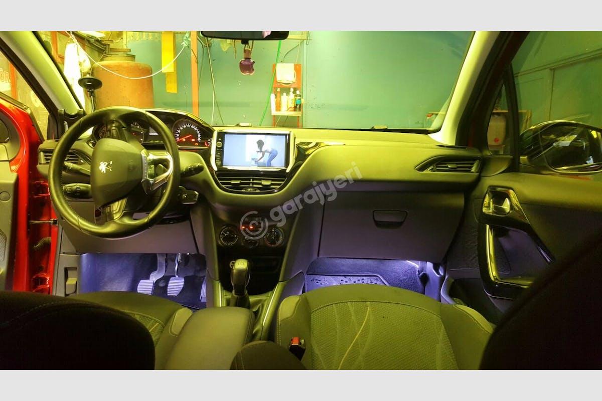 Peugeot 208 Beylikdüzü Kiralık Araç 4. Fotoğraf