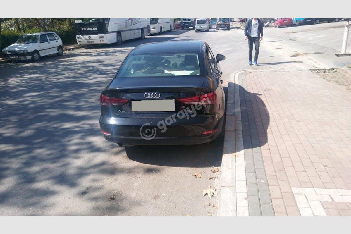 Audi A3 Sedan Tuzla Kiralık Araç 3. Fotoğraf