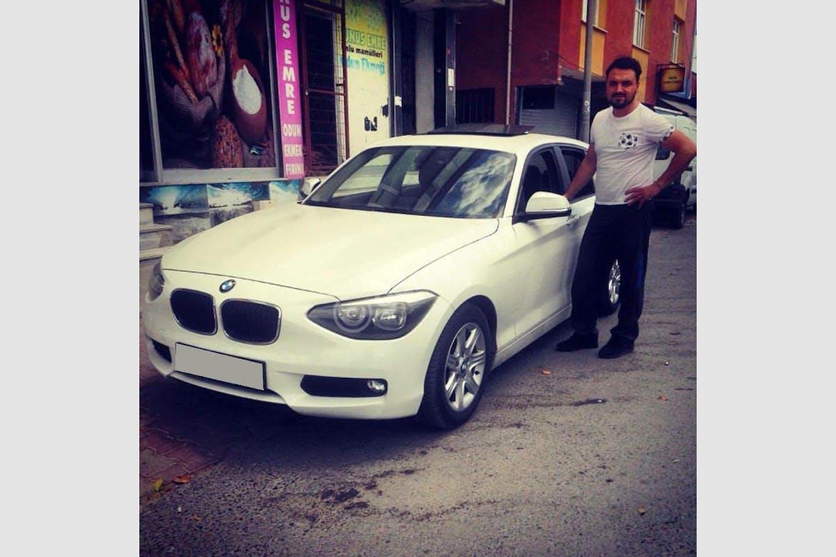BMW 1 Avcılar Kiralık Araç 1. Fotoğraf