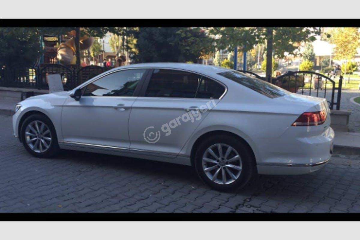 Volkswagen Passat Kocasinan Kiralık Araç 1. Fotoğraf