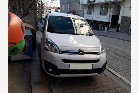 Kiralık Citroën Berlingo 2017 , İstanbul Esenyurt