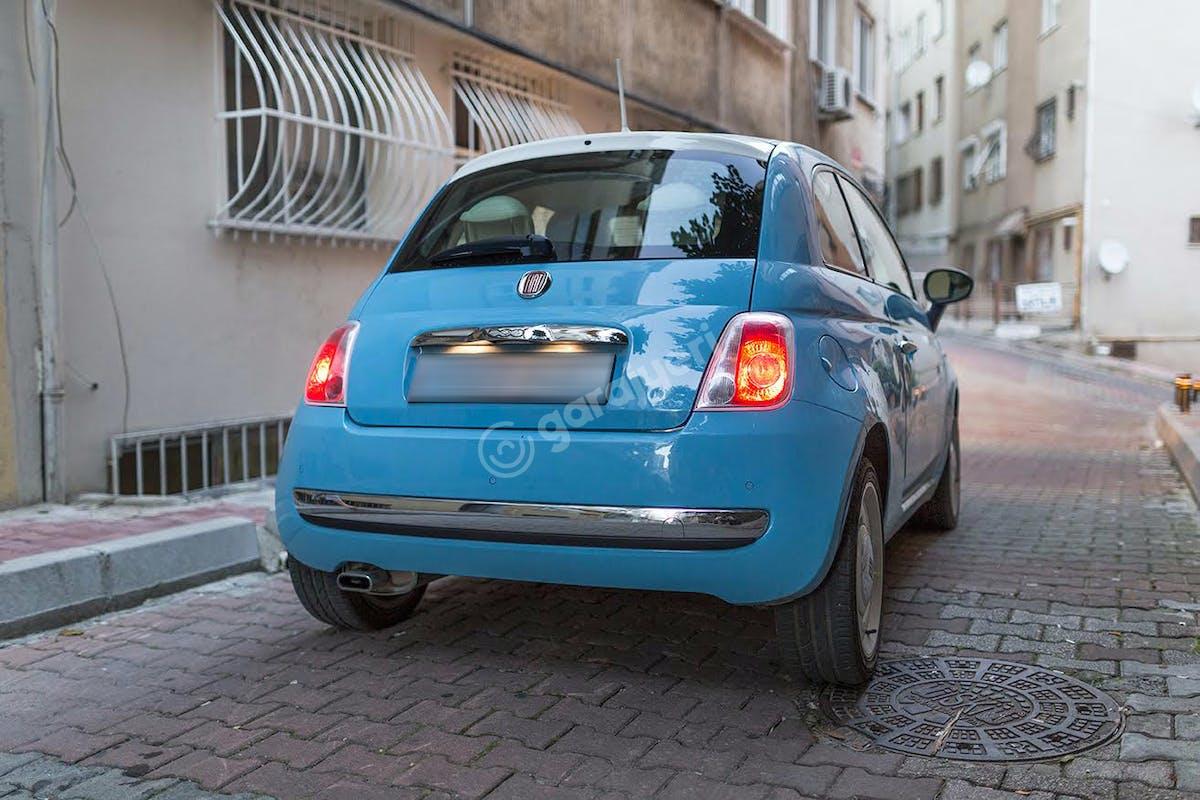 Fiat 500 Şişli Kiralık Araç 5. Fotoğraf