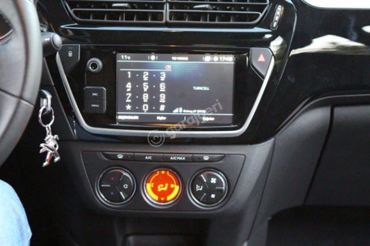 Peugeot 301 Bahçelievler Kiralık Araç 6. Fotoğraf