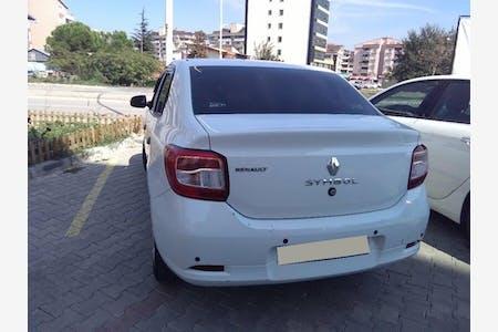 Kiralık Renault Symbol 2016 , Bursa Nilüfer