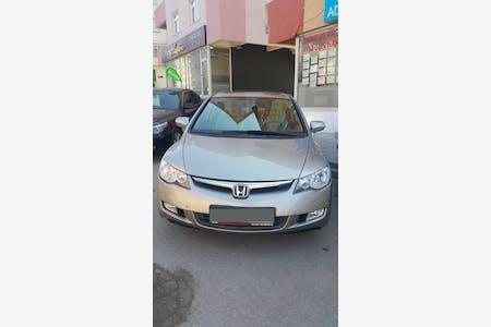 Kiralık Honda Civic , İstanbul Ümraniye