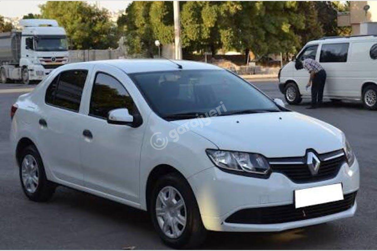 Renault Symbol Esenyurt Kiralık Araç 1. Fotoğraf