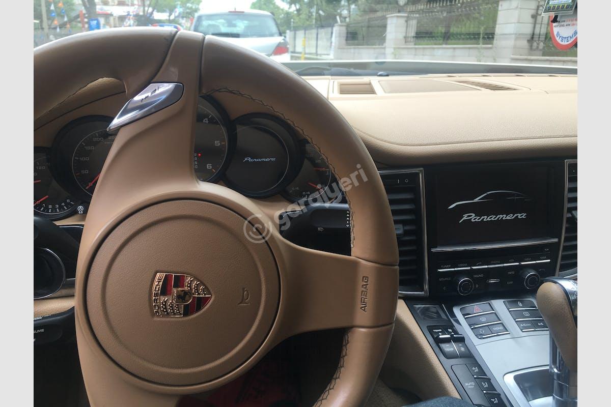 Porsche Panamera Beylikdüzü Kiralık Araç 6. Fotoğraf