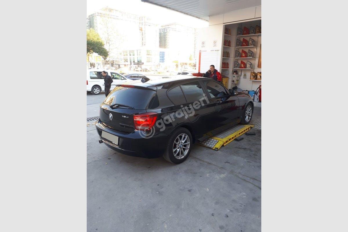 BMW 1 Beyoğlu Kiralık Araç 7. Fotoğraf