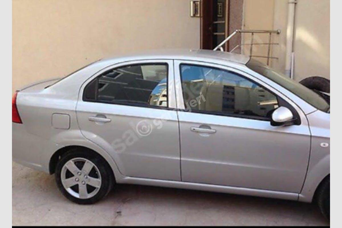 Chevrolet Aveo Ataşehir Kiralık Araç 5. Fotoğraf
