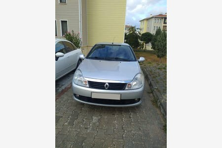 Kiralık Renault Symbol 2012 , Van Çaldıran