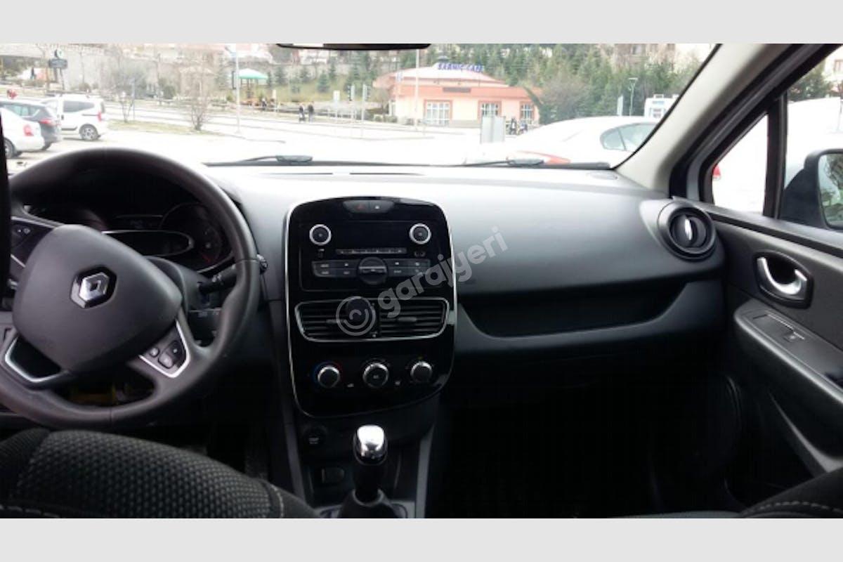 Renault Clio Çankaya Kiralık Araç 7. Fotoğraf