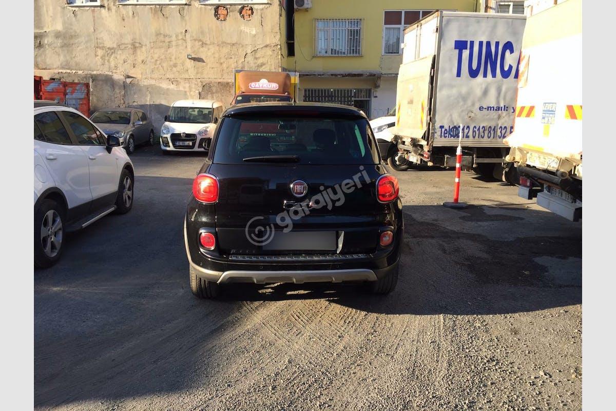 Fiat 500l Bayrampaşa Kiralık Araç 6. Fotoğraf