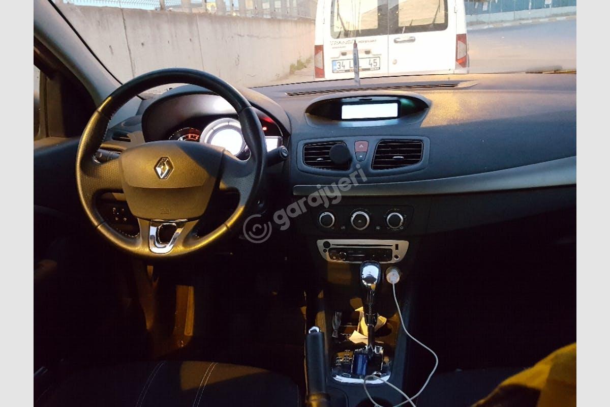 Renault Fluence Üsküdar Kiralık Araç 12. Fotoğraf