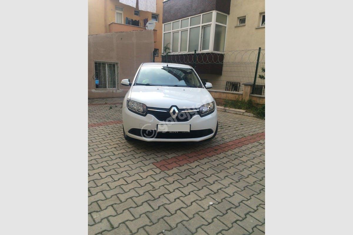 Renault Symbol Kuşadası Kiralık Araç 5. Fotoğraf