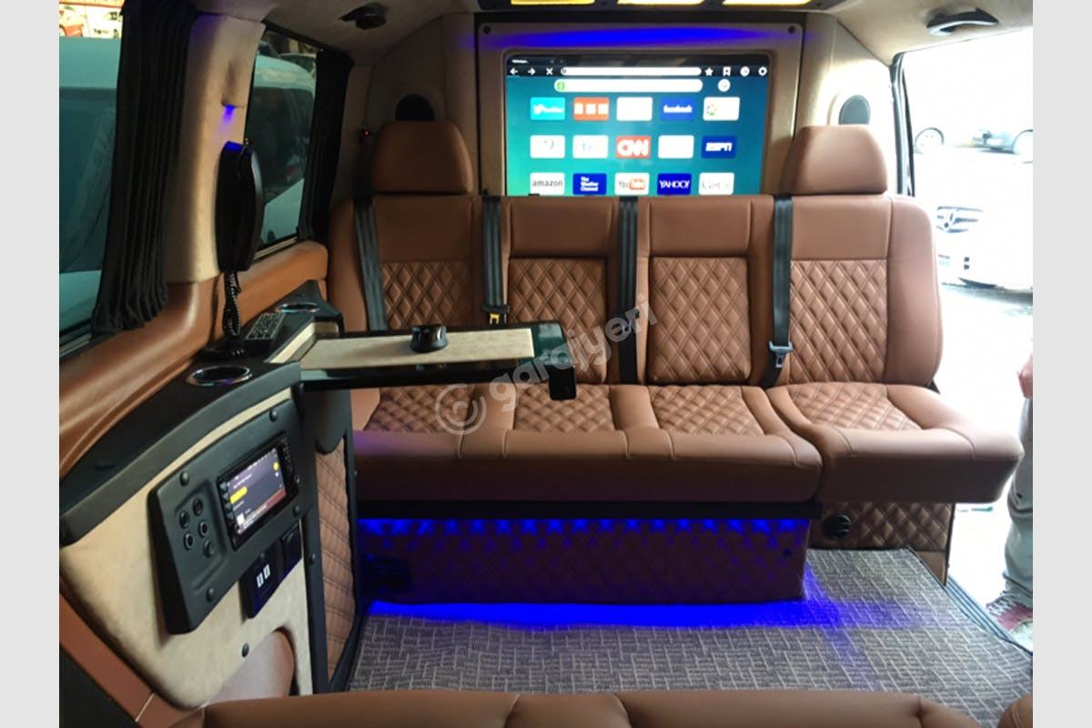 Mercedes - Benz Vito Ümraniye Kiralık Araç 8. Fotoğraf