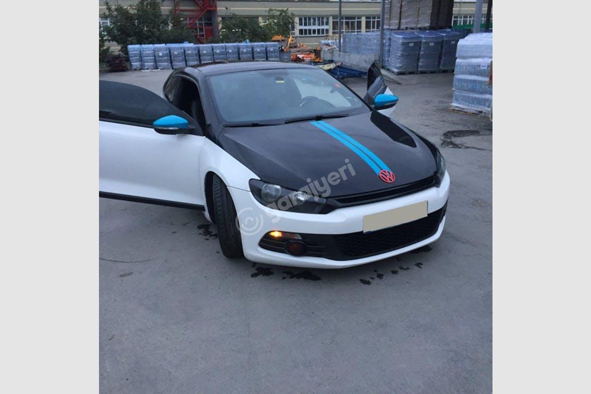 Volkswagen Scirocco Fatih Kiralık Araç 2. Fotoğraf