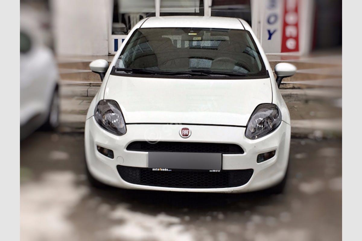 Fiat Punto Pendik Kiralık Araç 6. Fotoğraf