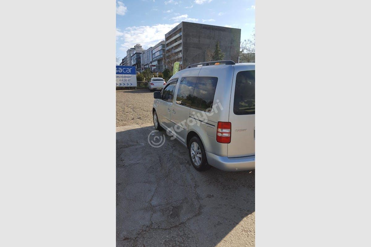 Volkswagen Caddy Nilüfer Kiralık Araç 1. Fotoğraf