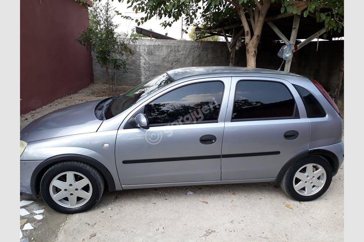 Opel Corsa Ceyhan Kiralık Araç 2. Fotoğraf