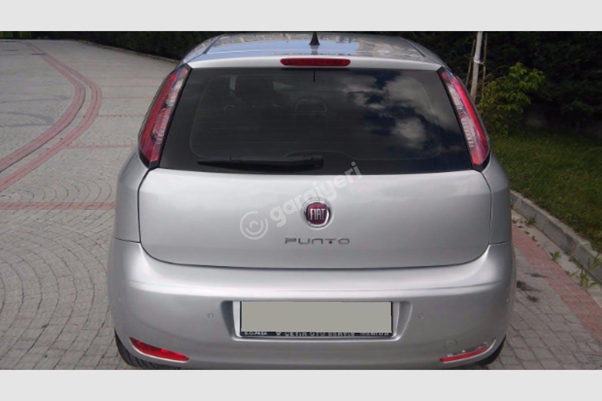 Fiat Punto Maltepe Kiralık Araç 6. Fotoğraf
