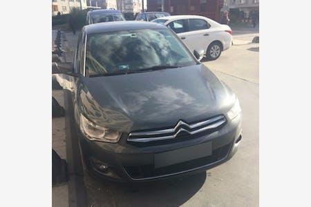 Kiralık Citroën C-Elysee , İstanbul Zeytinburnu