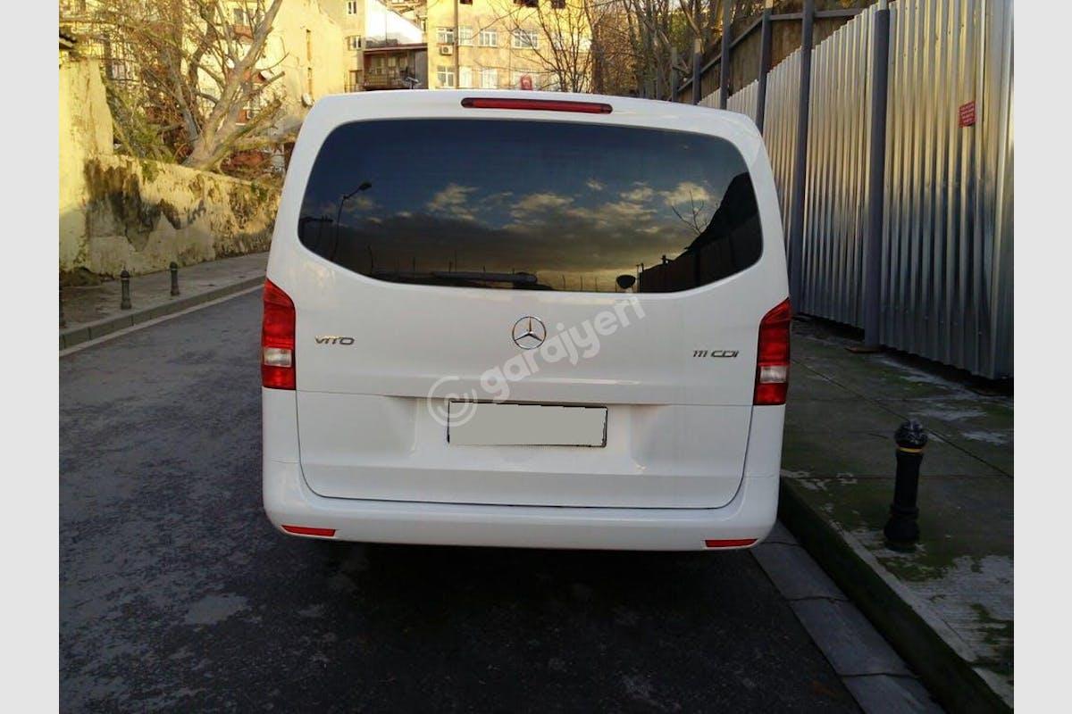 Mercedes - Benz Vito Beyoğlu Kiralık Araç 2. Fotoğraf