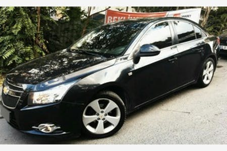 Kiralık Chevrolet Cruze , İstanbul Bahçelievler