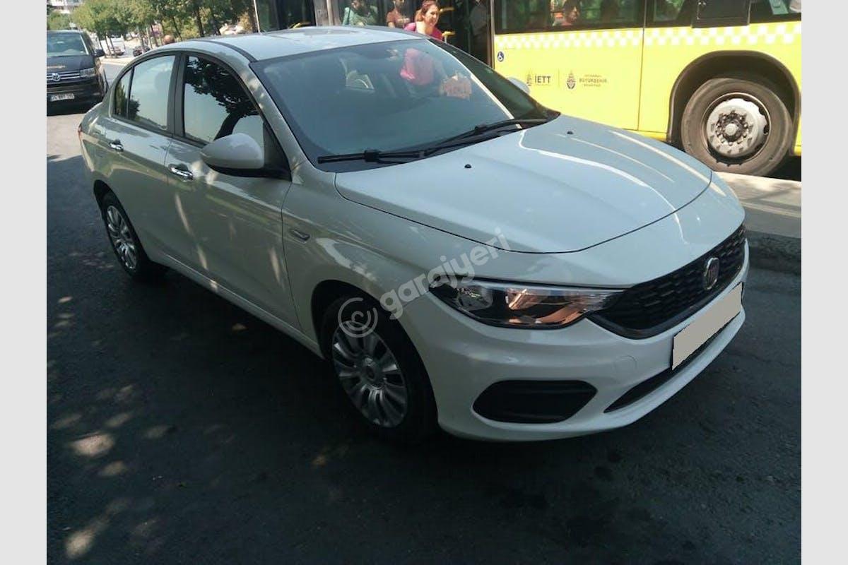 Fiat Egea Sarıyer Kiralık Araç 4. Fotoğraf