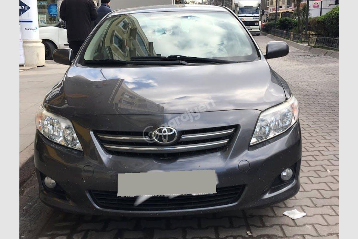 Toyota Corolla Başakşehir Kiralık Araç 1. Fotoğraf