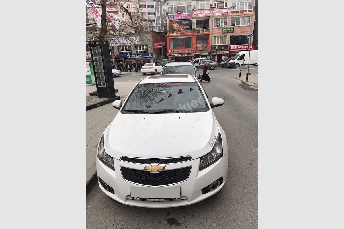 Chevrolet Cruze Bağlar Kiralık Araç 2. Fotoğraf