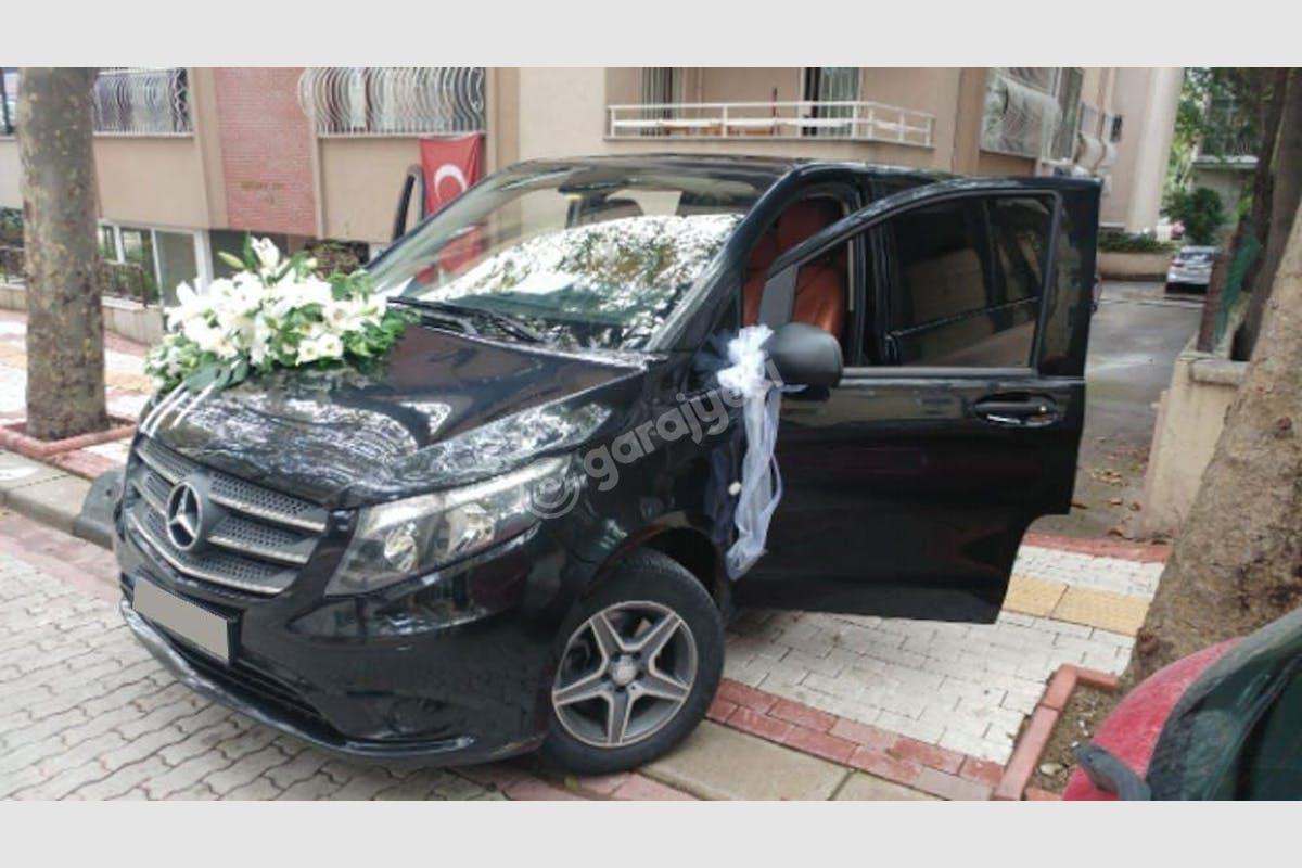Mercedes - Benz Vito Fatih Kiralık Araç 7. Fotoğraf